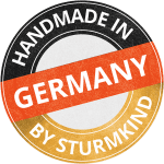 Handmade in Germany by Sturmkind