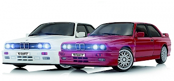 Team Pack - DR!FT-BMW E30 M3 - White/Red