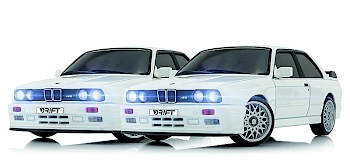 Team Pack - DR!FT-BMW E30 M3 - White/White