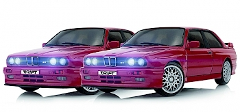 Team Pack - DR!FT-BMW E30 M3 - Red/Red